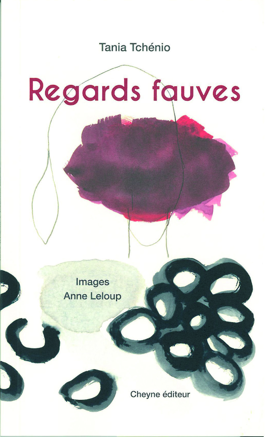 Couverture Regards fauves